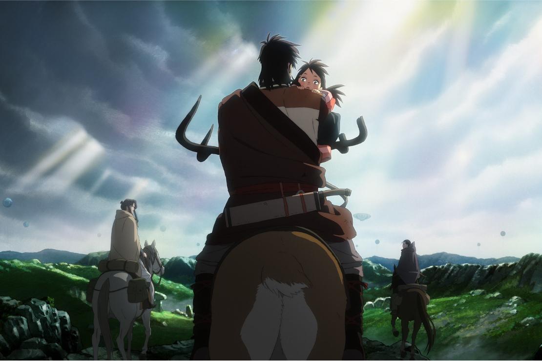 『鹿の王 ユナと約束の旅』