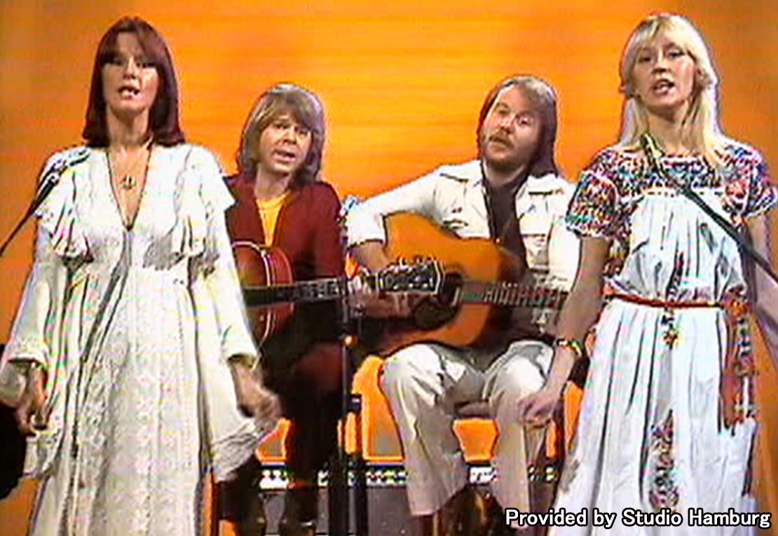 ABBA:ミュージックラーデン・ライヴ – ミュージック・エア