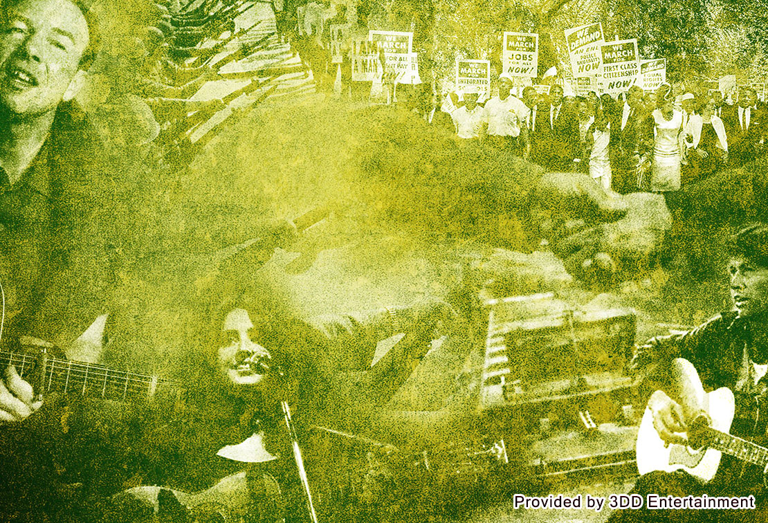 ロック歴史秘話~ロック・レジェンズ~#7 アメリカン・フォーク▽ジョーン・バエズ、ウディ・ガスリー、ピート・シーガー