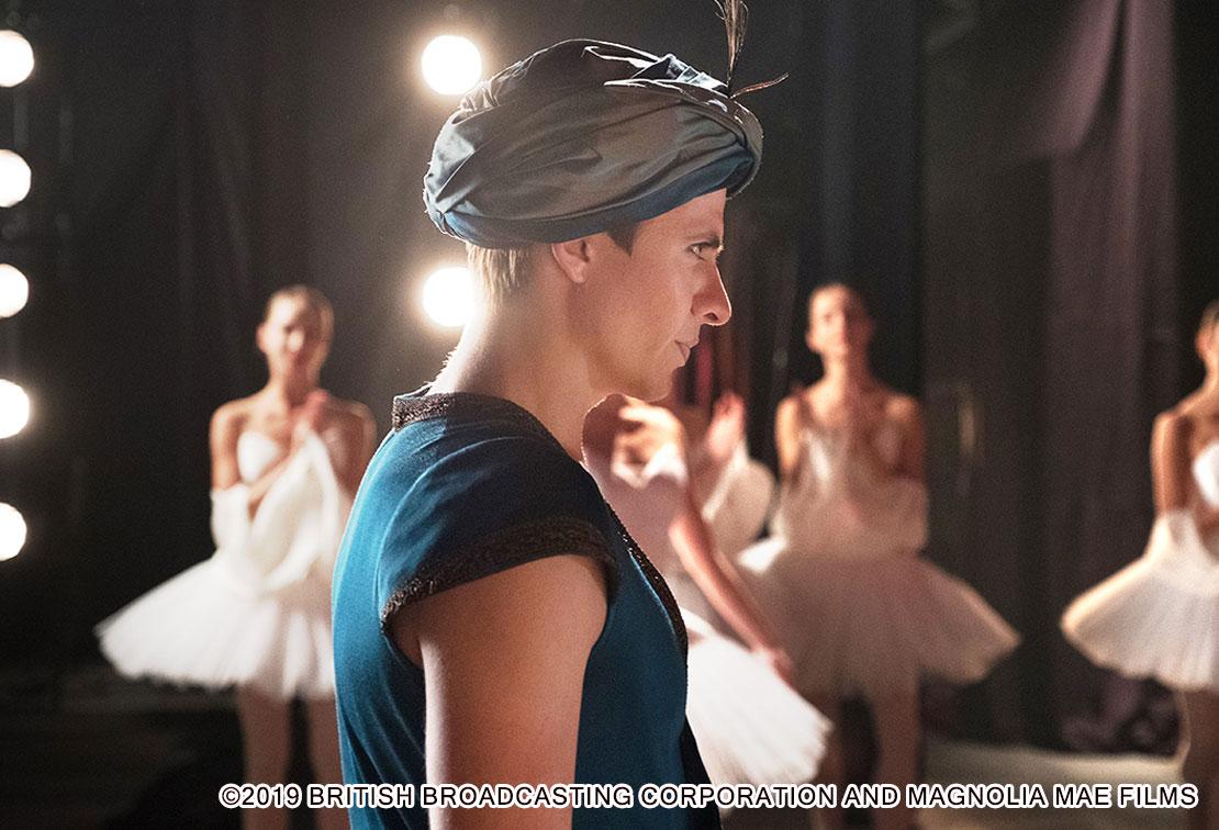 『ホワイト・クロウ 伝説のダンサー』